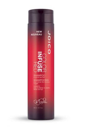 SHAMPOOING COLOR INFUSE RED