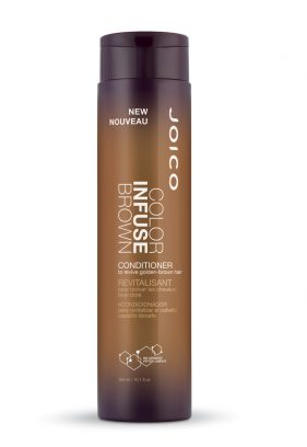 CONDITIONER COLOR INFUSE BROWN