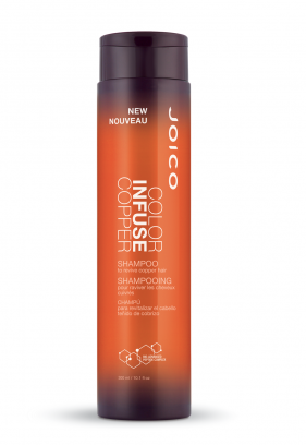 SHAMPOOING COLOR INFUSE COPPER