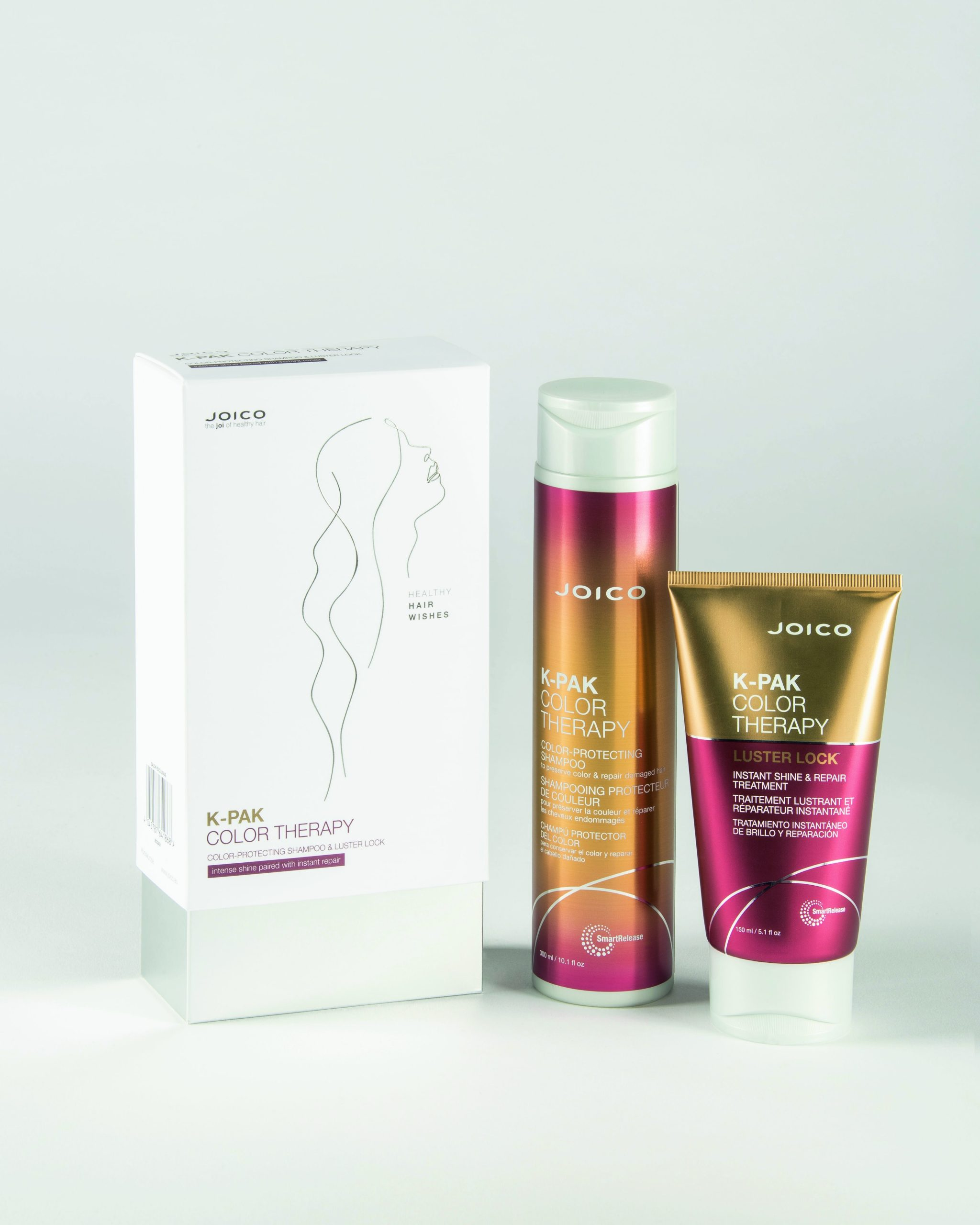 Coffret Color Therapy Joico (Shampoing+Luster)
